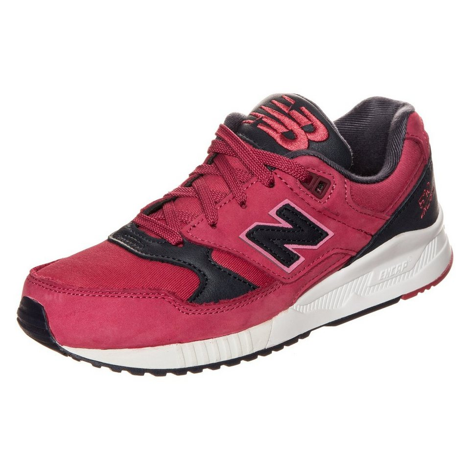 NEW BALANCE W530-ASB-B Sneaker Damen in rot / anthrazit