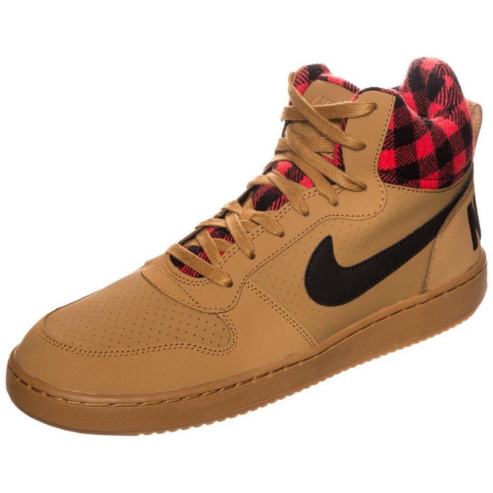 nike sportswear court borough mid premium sneaker herren. Black Bedroom Furniture Sets. Home Design Ideas