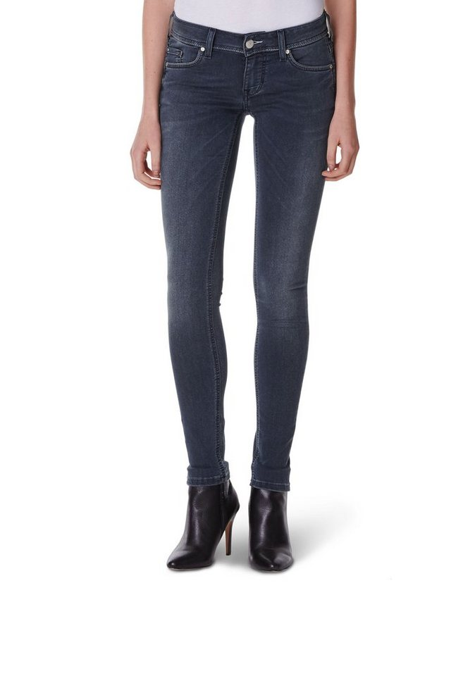 MUSTANG Jeans »Gina Jeggins« in stone