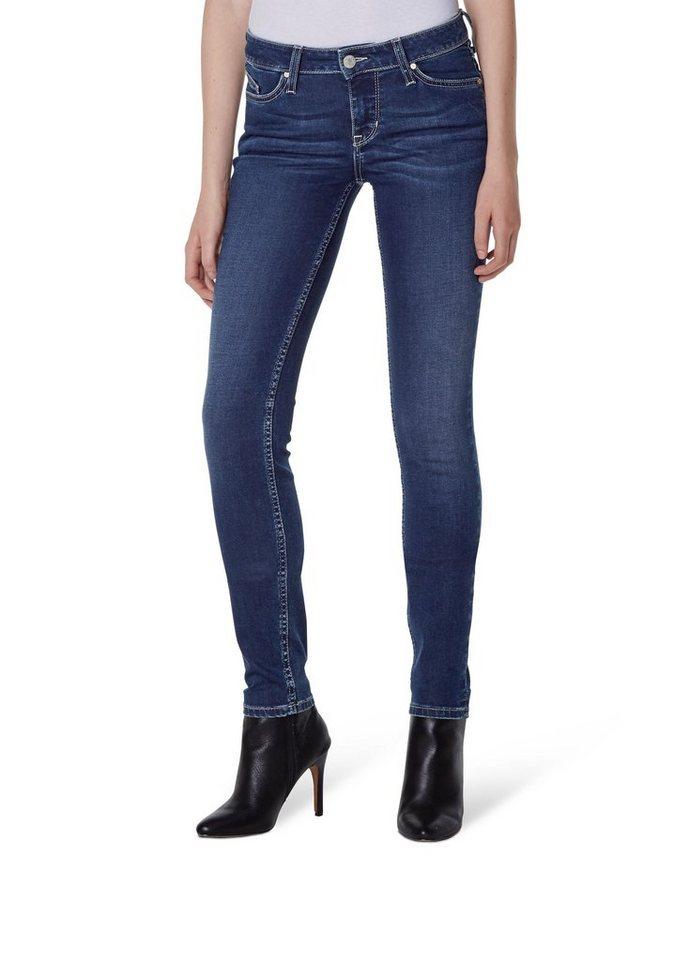 MUSTANG Jeans »Jasmin Jeggins« in stone
