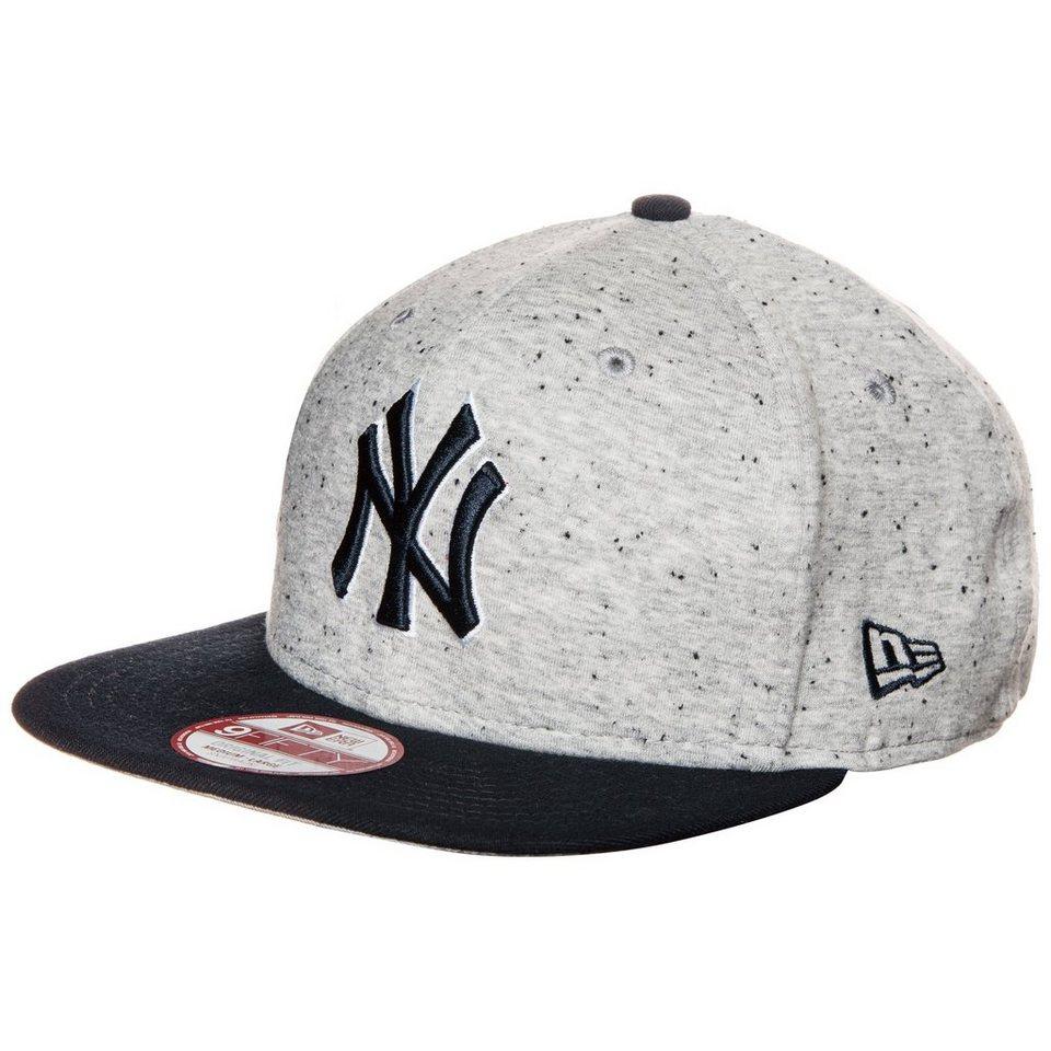 New Era 9FIFTY Jersey Team New York Yankees Snapback Cap in grau / dunkelblau
