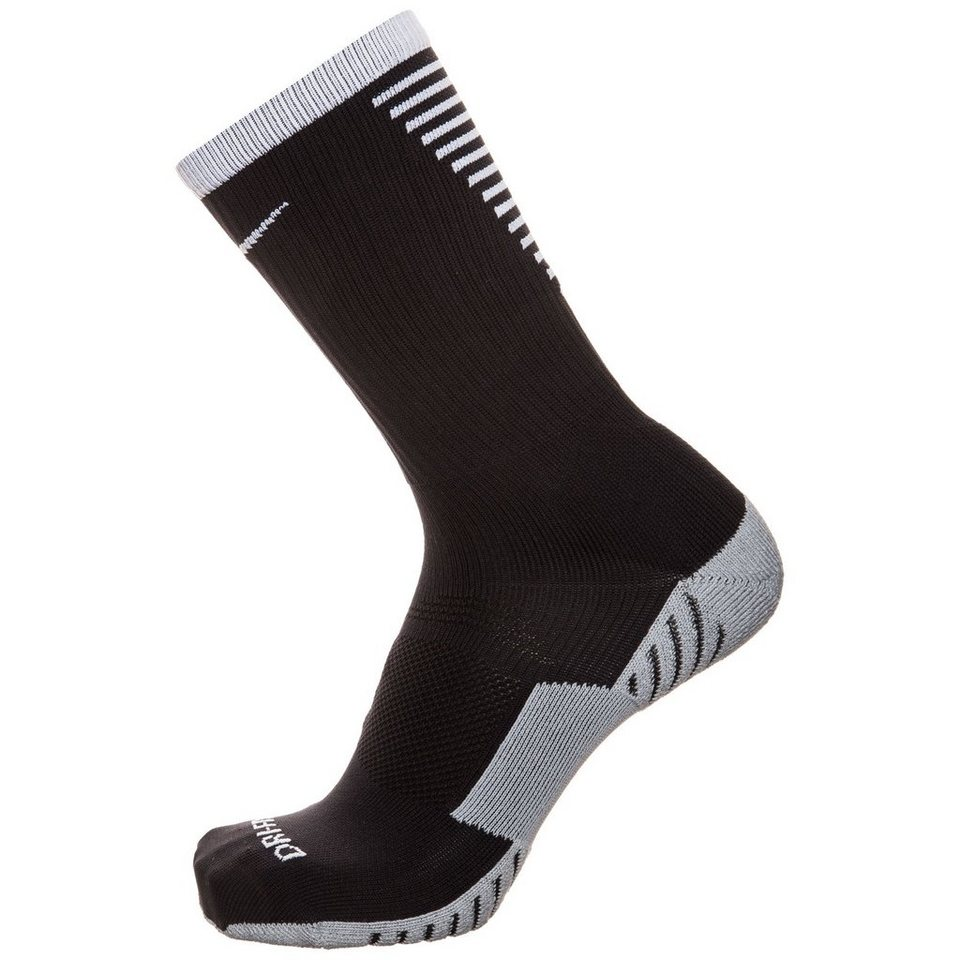 NIKE Stadium Football Crew Socken Herren in schwarz / weiß