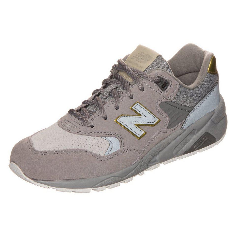 NEW BALANCE WRT580-JB-B Sneaker Damen in grau / gold