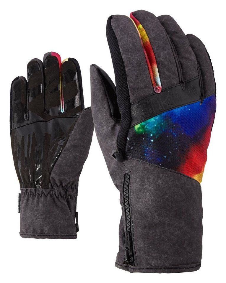 Ziener Handschuh »MIKKA AS(R) glove SB« in multicolor