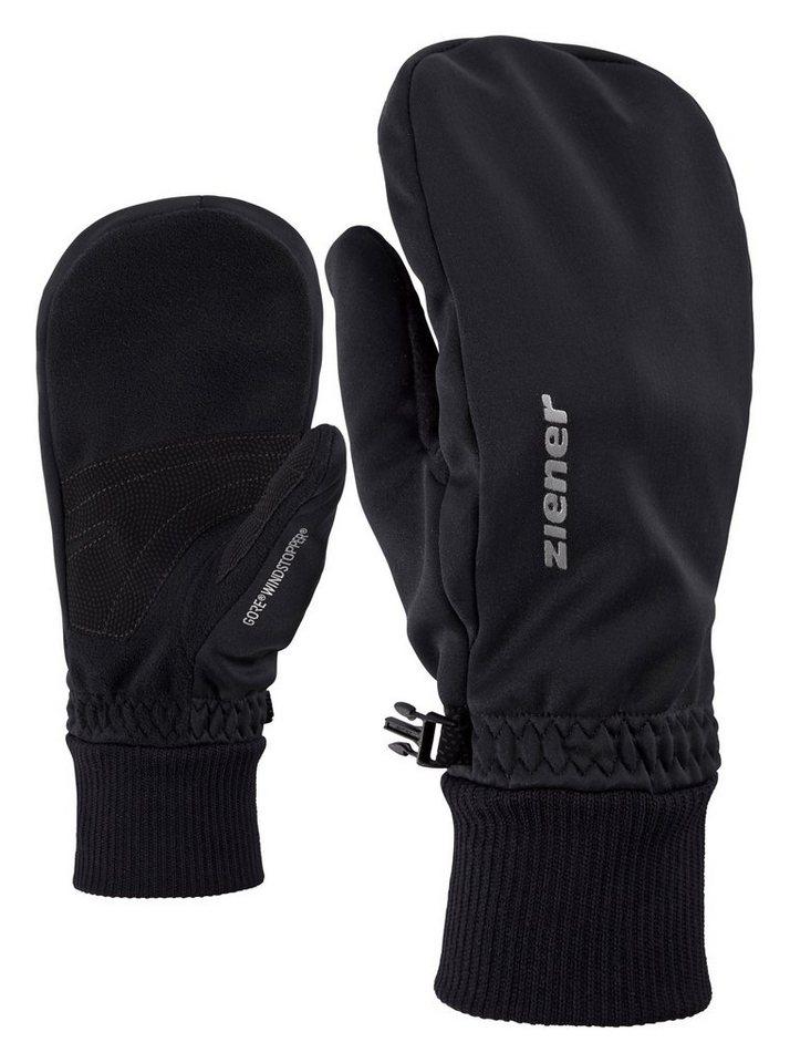 Ziener Handschuh »IDEALISTUS GWS MITTEN glove multisp« in black