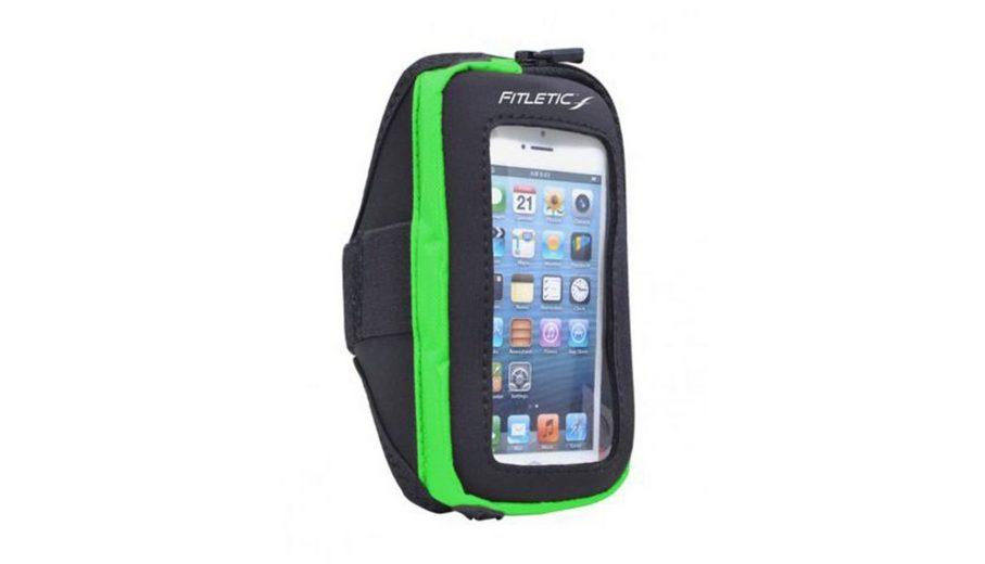 Fitletic Sportarmband »Smartphone Armtasche PLUS - Größe S/M«
