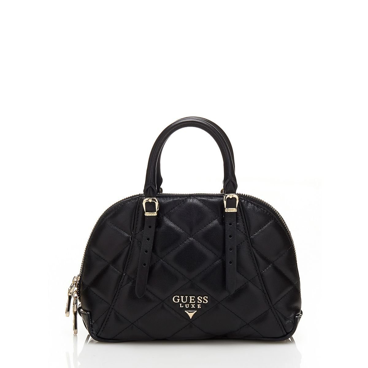 Guess MINI-BAULETTO LADY LUXE AUS LEDER