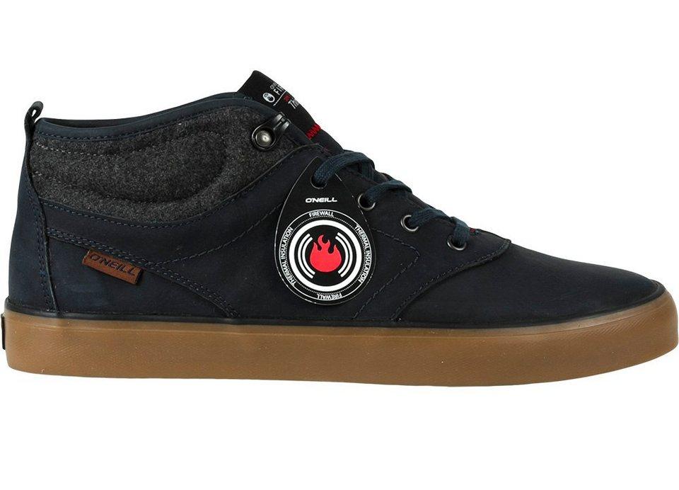 O'NEILL Mid Cut Sneaker »Leder Sneaker Psycho Mid oiled Heat von O´Neill« in Marine