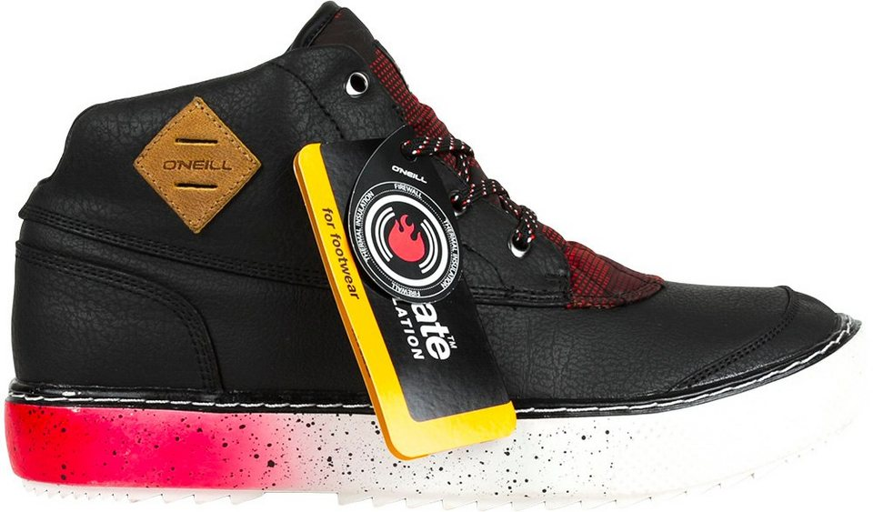 O'NEILL Snow Boot »Snow Boot Gnarly Firewall von O´Neill« in Black Fire Red Camo
