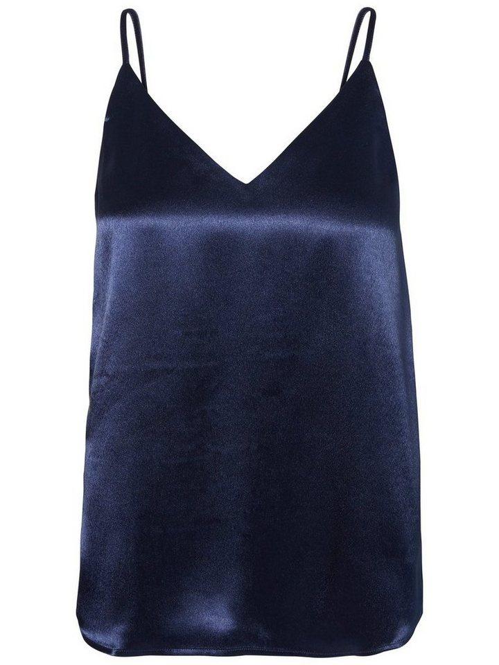 Vero Moda Cami- Top in Medieval Blue