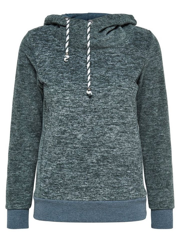 Only Sweat- Hoodie in Scarab