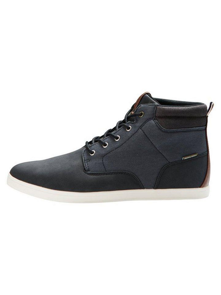Jack & Jones Mid-cut Sneaker in Anthracite
