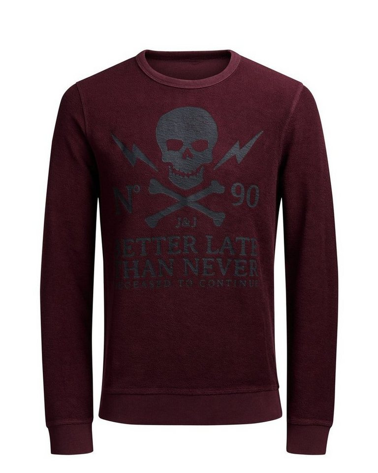 Jack & Jones Gewendetes Sweatshirt in Port Royale