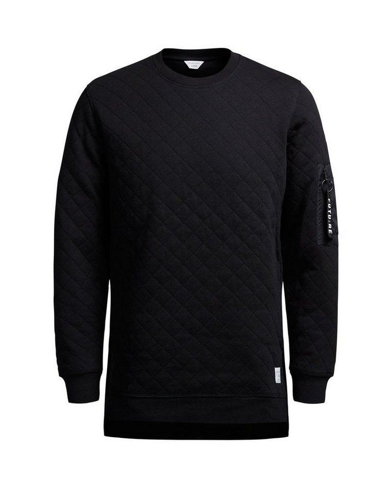 Jack & Jones Detailliertes Sweatshirt in Black