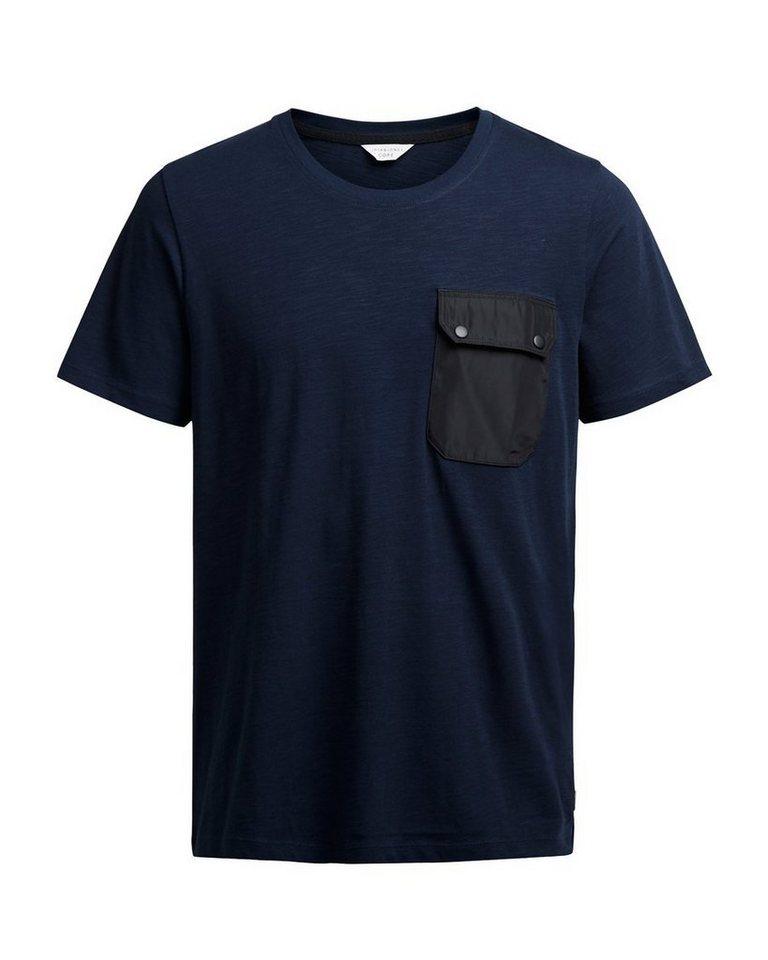 Jack & Jones Oversize- T-Shirt in Navy Blazer