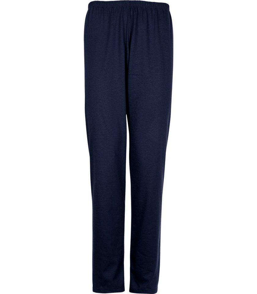TRIGEMA Schlafanzug-Hose in navy