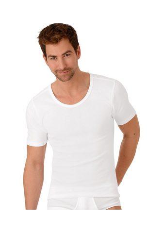 TRIGEMA Marškinėliai Bio im dvigubas