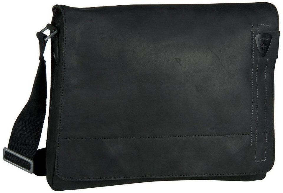 Strellson Richmond Messenger LH in Black
