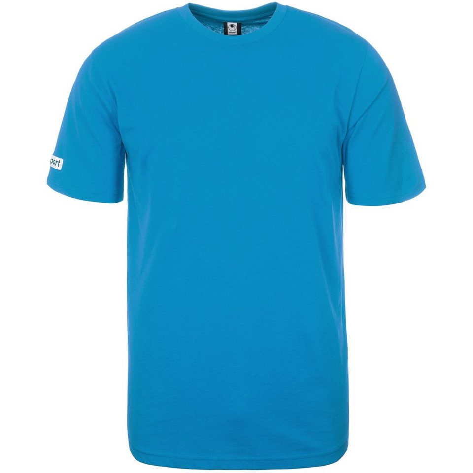 UHLSPORT Team T-Shirt Herren in cyan