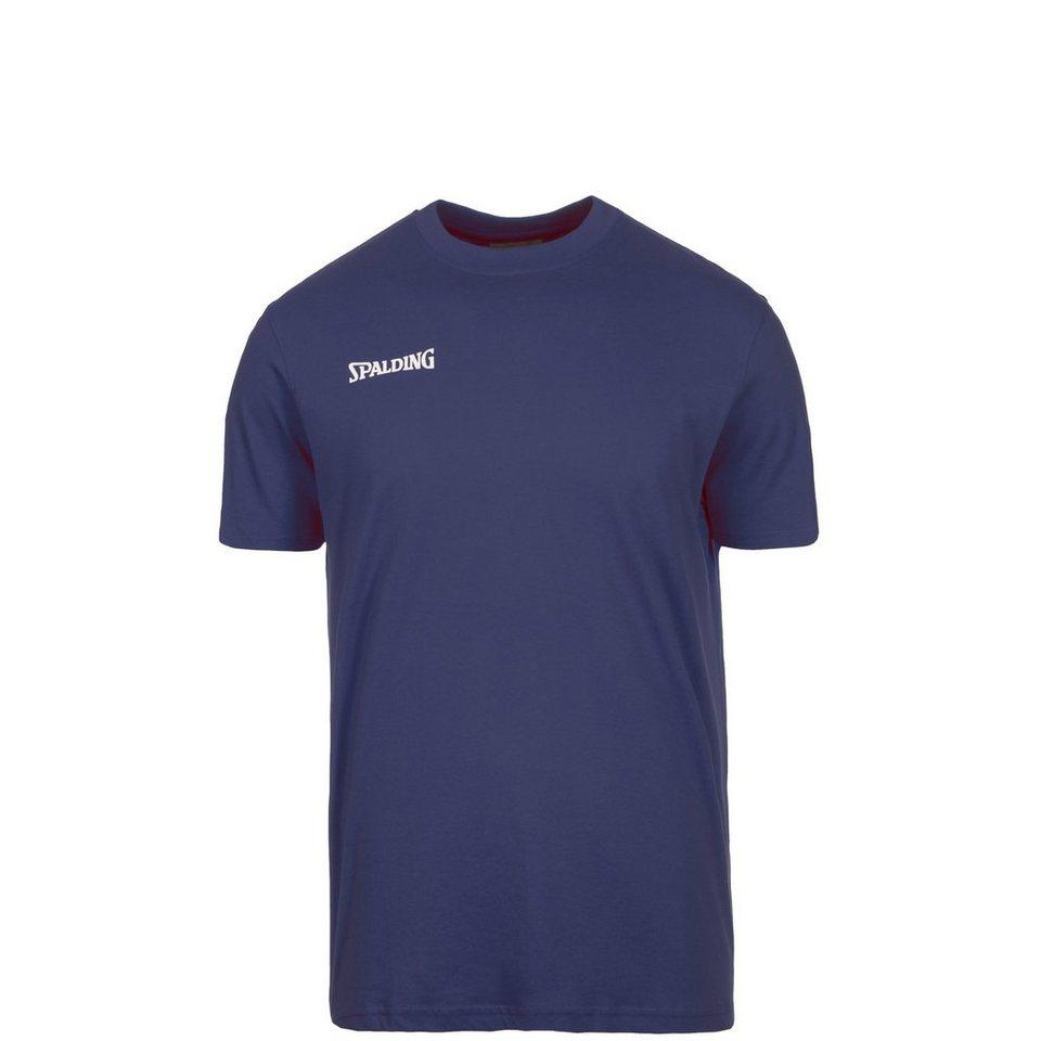 SPALDING Promo T-Shirt Kinder in marine