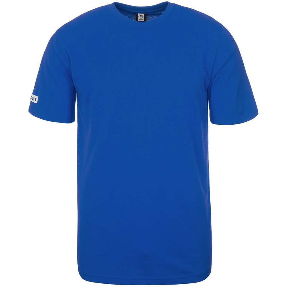 UHLSPORT Team T-Shirt Kinder in azurblau