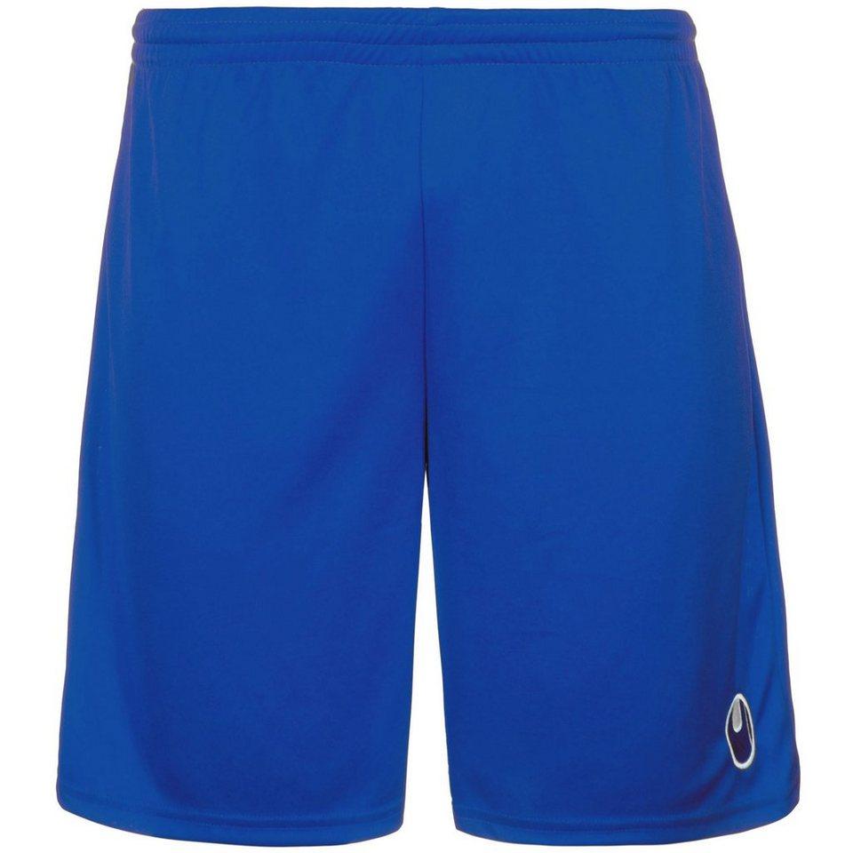 UHLSPORT Center Basic II Shorts ohne Innenslip Kinder in azurblau