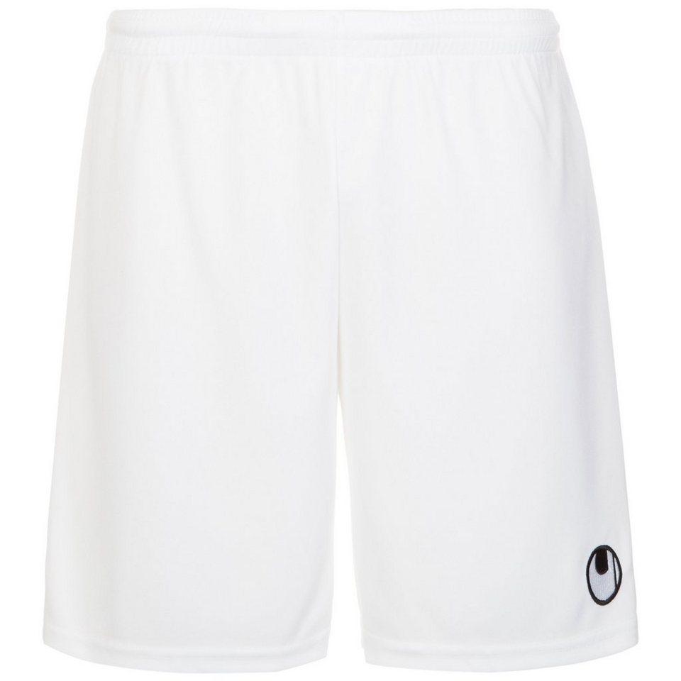 UHLSPORT Center Basic II Shorts ohne Innenslip Kinder in weiß