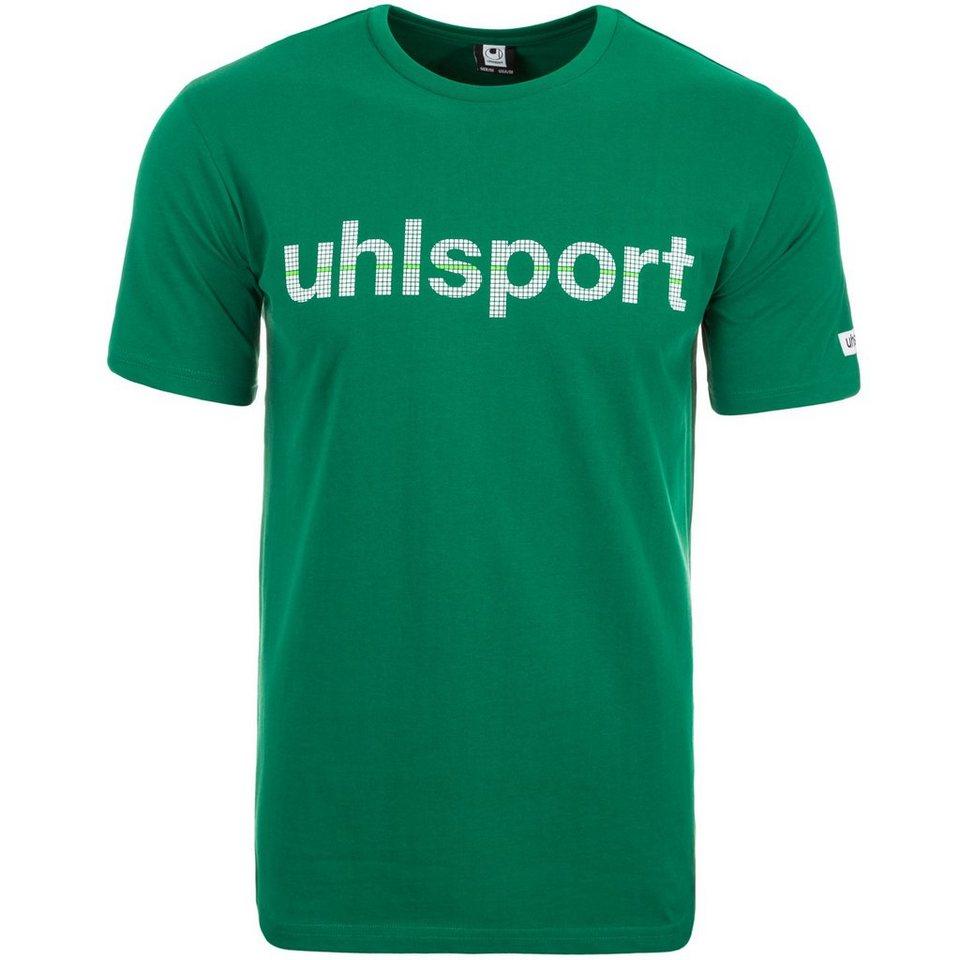 UHLSPORT Essential Promo T-Shirt Herren in lagune