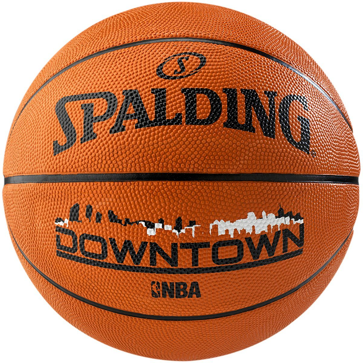 SPALDING NBA Downtown Brick Basketball