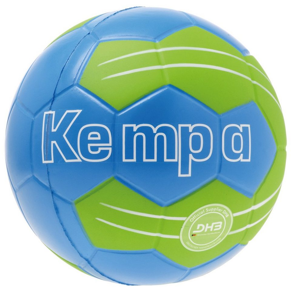 KEMPA Pro-X Soft Profile Handball in kempablau / grün