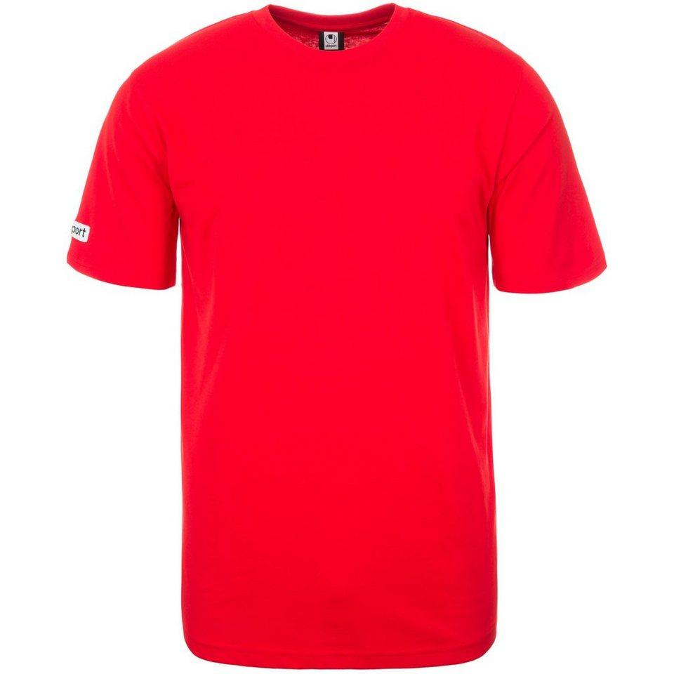 UHLSPORT Team T-Shirt Herren in rot