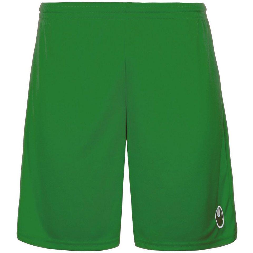 UHLSPORT Center Basic II Shorts ohne Innenslip Kinder in grün