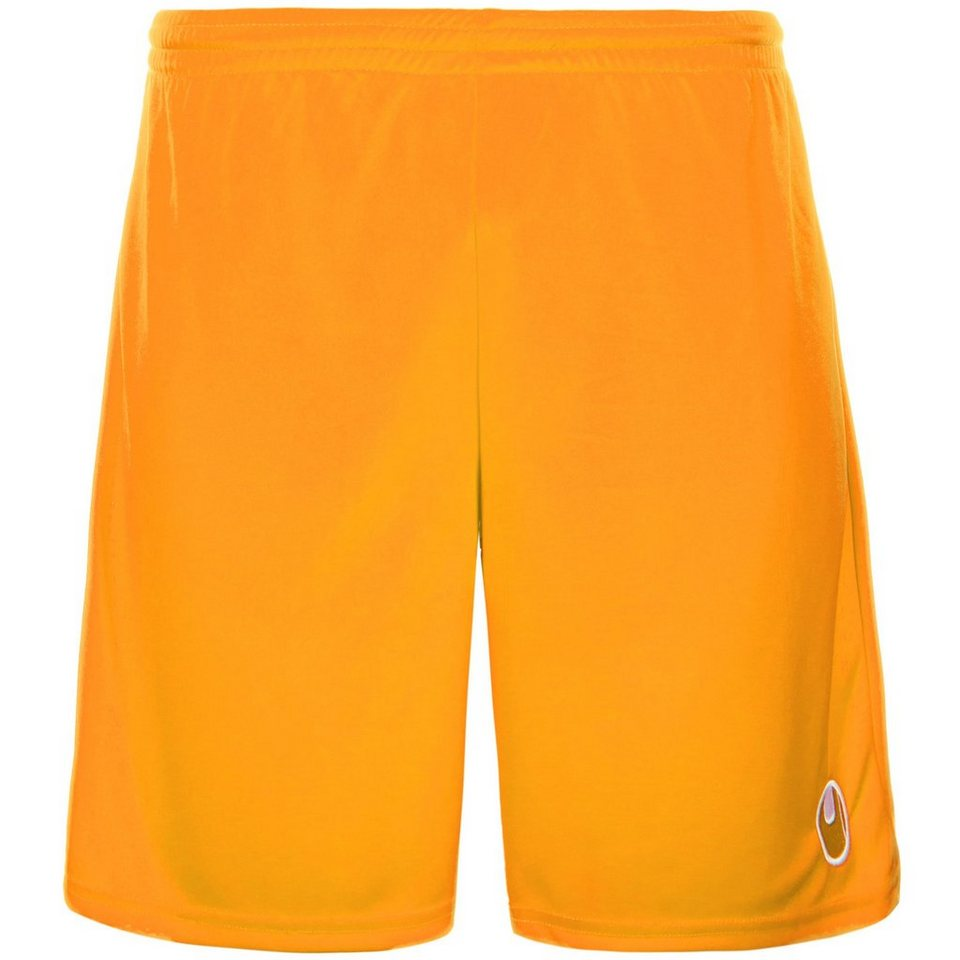 UHLSPORT Center Basic II Shorts ohne Innenslip Kinder in maisgelb