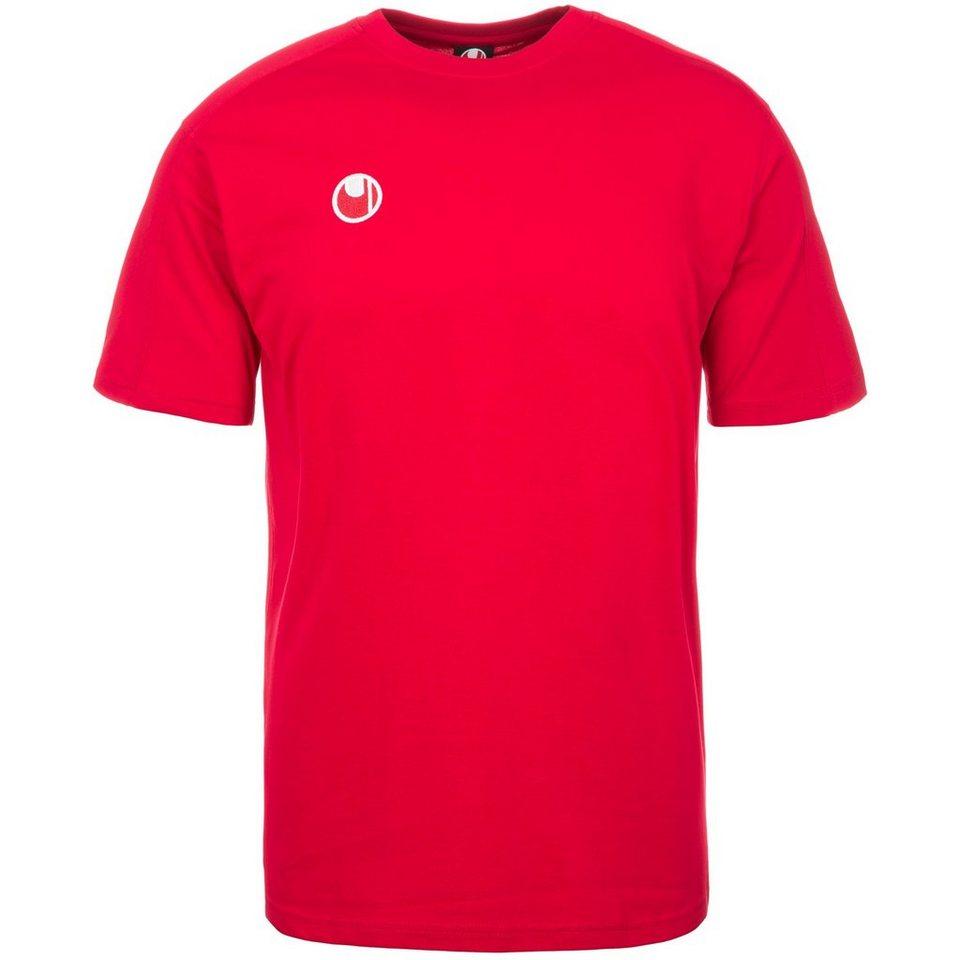 UHLSPORT T-Shirt Kinder in rot