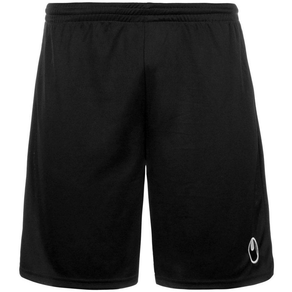 UHLSPORT Center Basic II Shorts ohne Innenslip Herren in schwarz