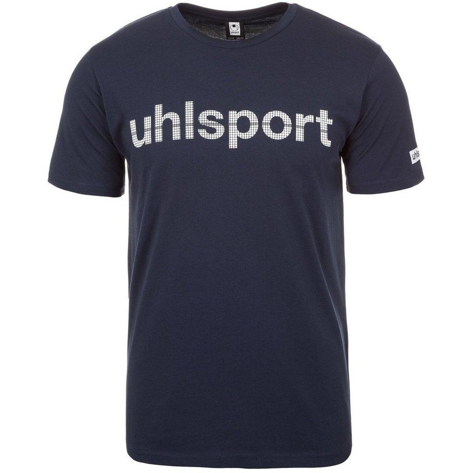 UHLSPORT Essential Promo T-Shirt Kinder in marine