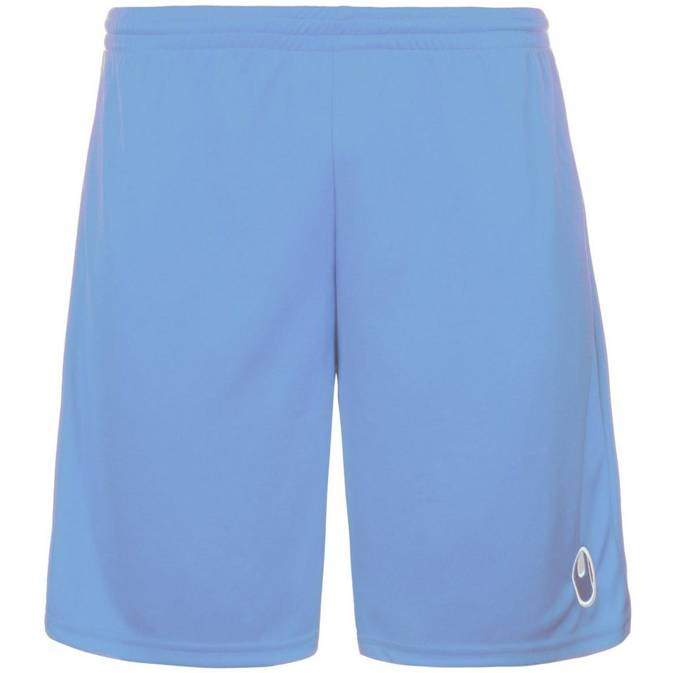 UHLSPORT Center Basic II Shorts ohne Innenslip Kinder in skyblau