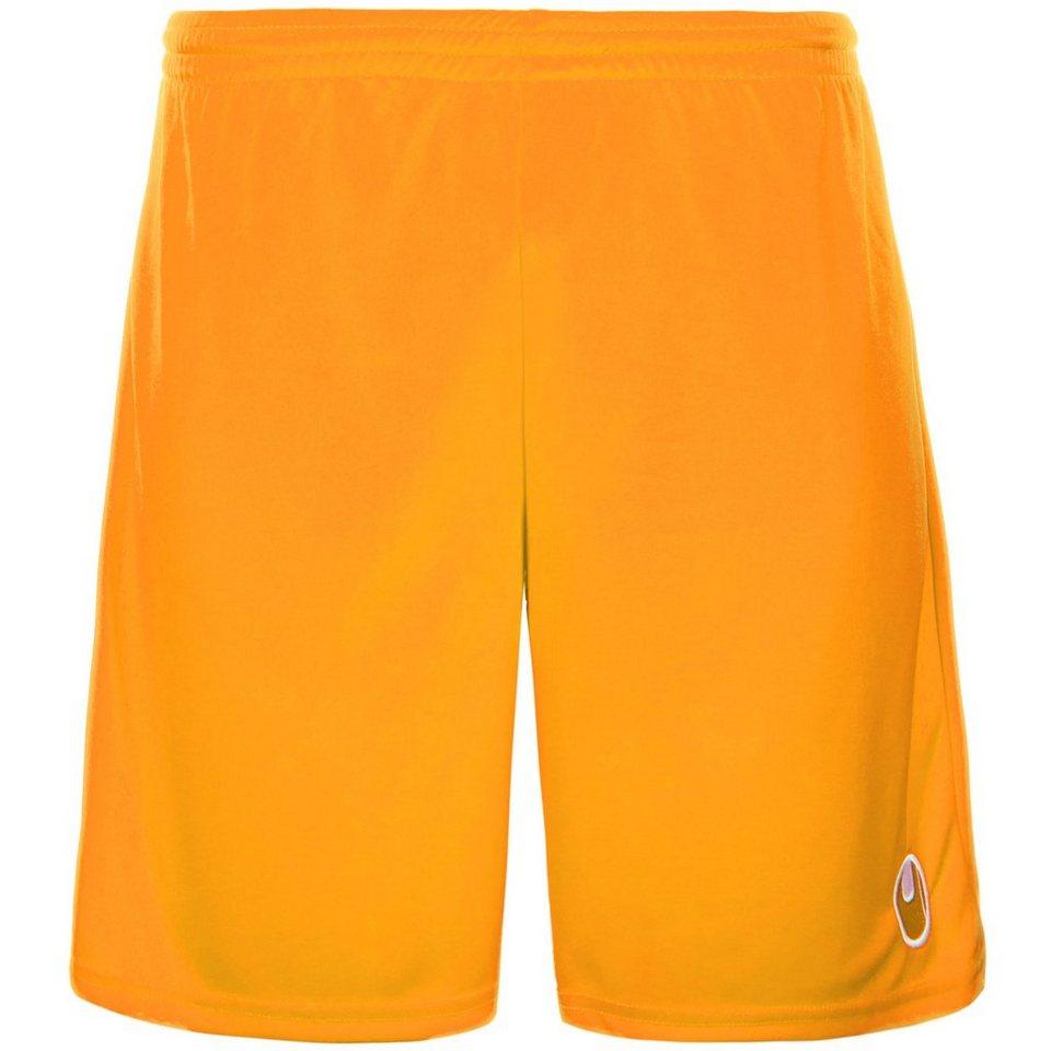 UHLSPORT Center Basic II Shorts ohne Innenslip Herren in maisgelb