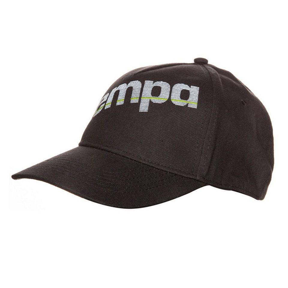 KEMPA CORE Cap in schwarz