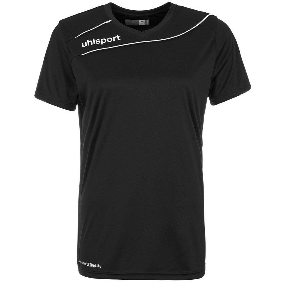 UHLSPORT Stream 3.0 Trikot Damen in schwarz/weiß