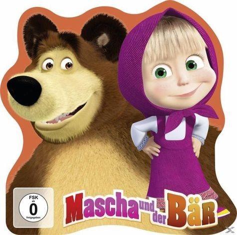 DVD »Mascha und der Bär - Metallbox (Folgen 1,2 &...«