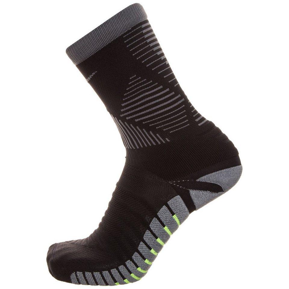 NIKE Set: Strike Mercurial Crew Socken in schwarz / grau