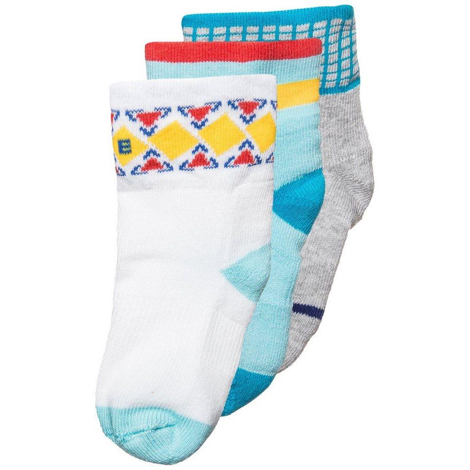 NIKE Set: Gift Pack Socken 3er Pack Kleinkinder in bunt