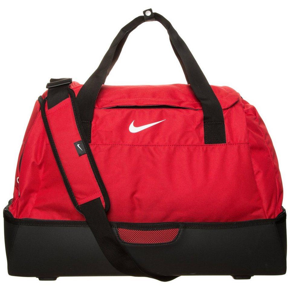 NIKE Club Team Swoosh Hardcase Sporttasche Large in rot / weiß