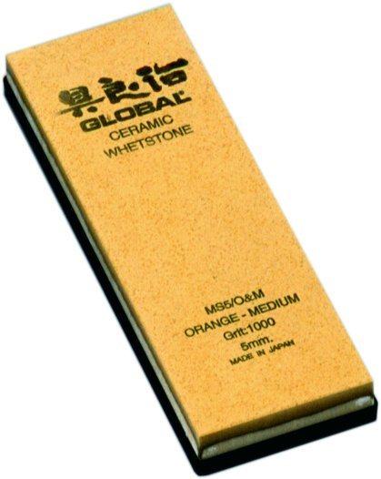 GLOBAL Keramikschleifstein 1000 in Orange