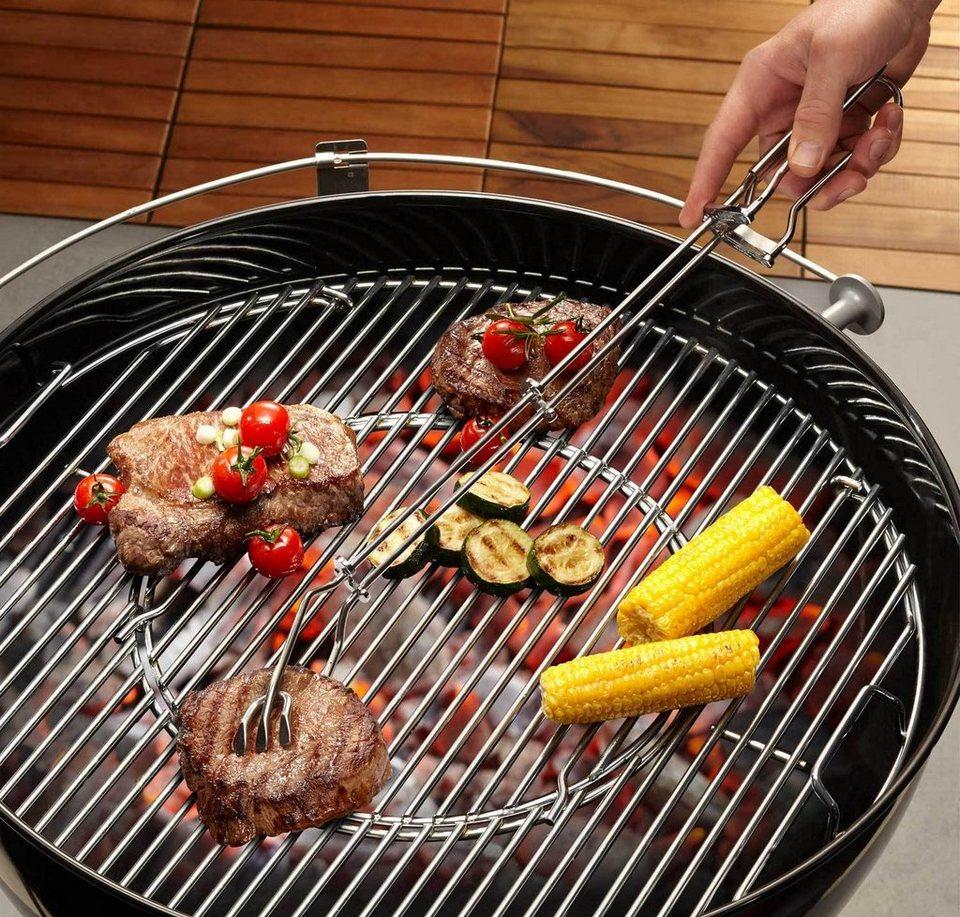 Gefu Grillzange »BBQ« in Edelstahl