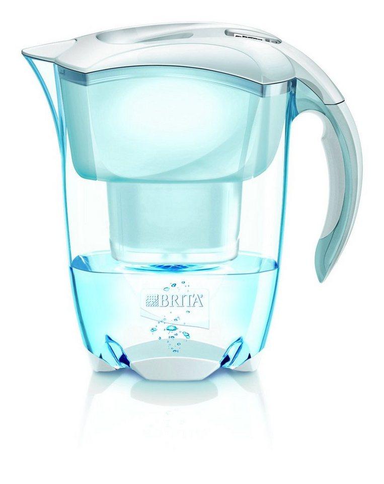 Brita Tischwasserfilter »Elemaris Cool« in Weiß