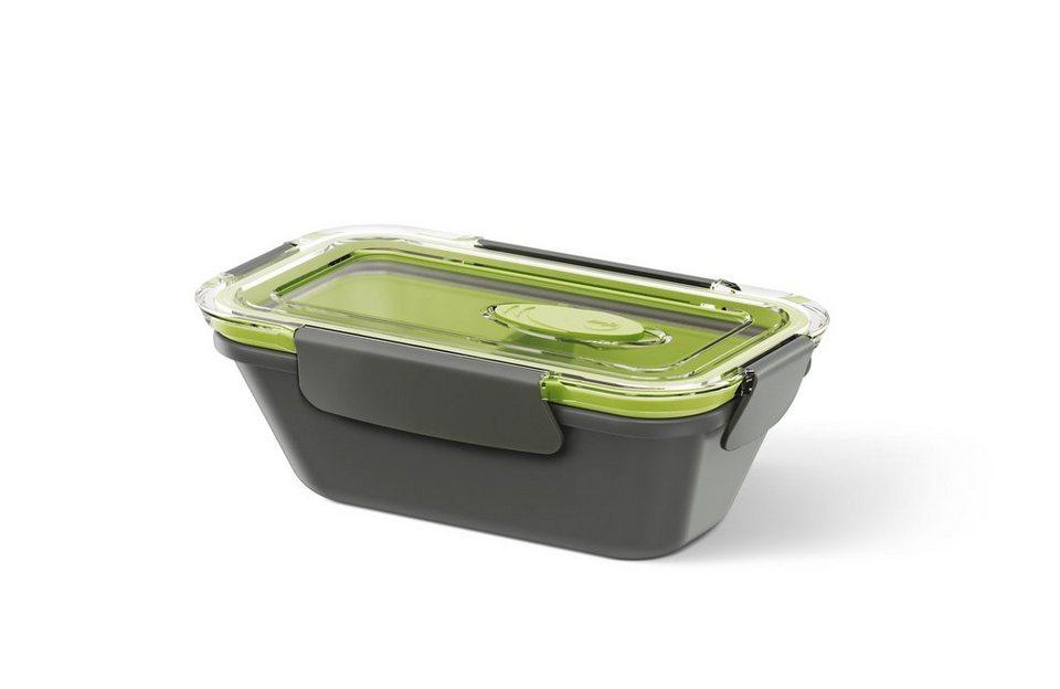 emsa Lunchbox »Bento« in Grau, Grün