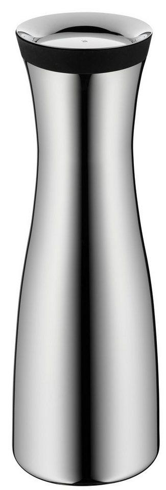 WMF Wasserkaraffe »Basic Edelstahl« in Edelstahl  Farbe