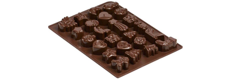 Dr. Oetker Schokoladenform 24 Köstlichkeiten »Confiserie«